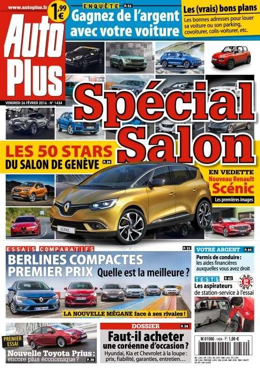Auto Plus 1434 - 26 Février au 3 Mars 2016