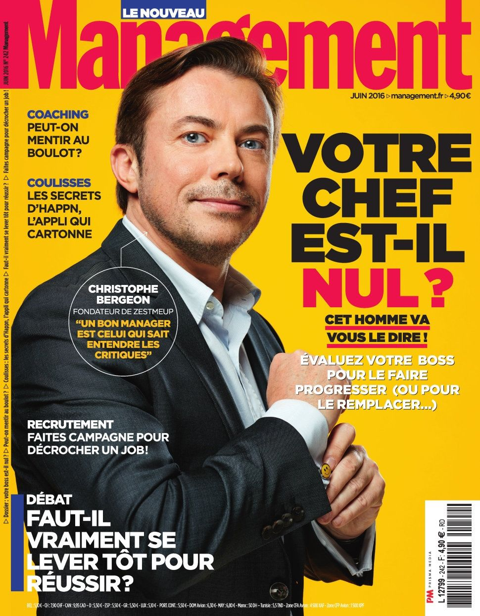 Management 242 - Juin 2016