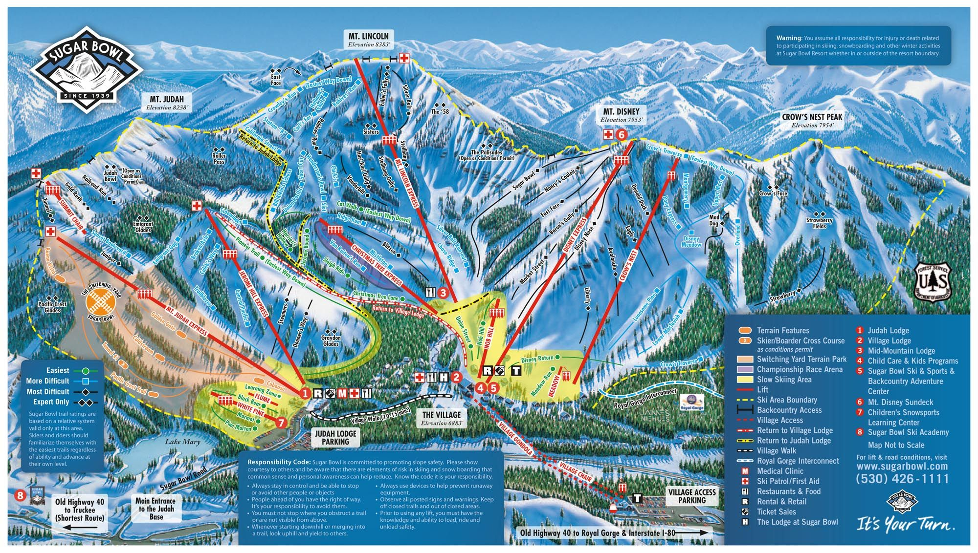 lake tahoe ski resorts: your guide to your winter getaway