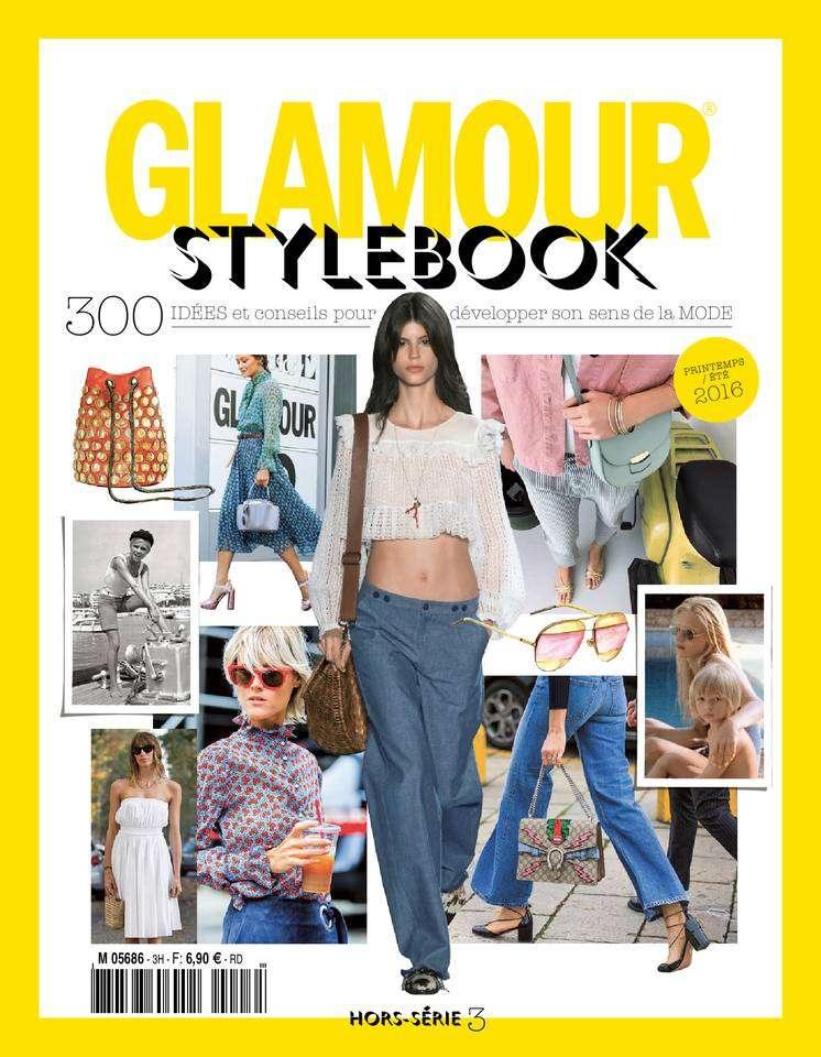 Glamour Style book - Printemps/Été 2016