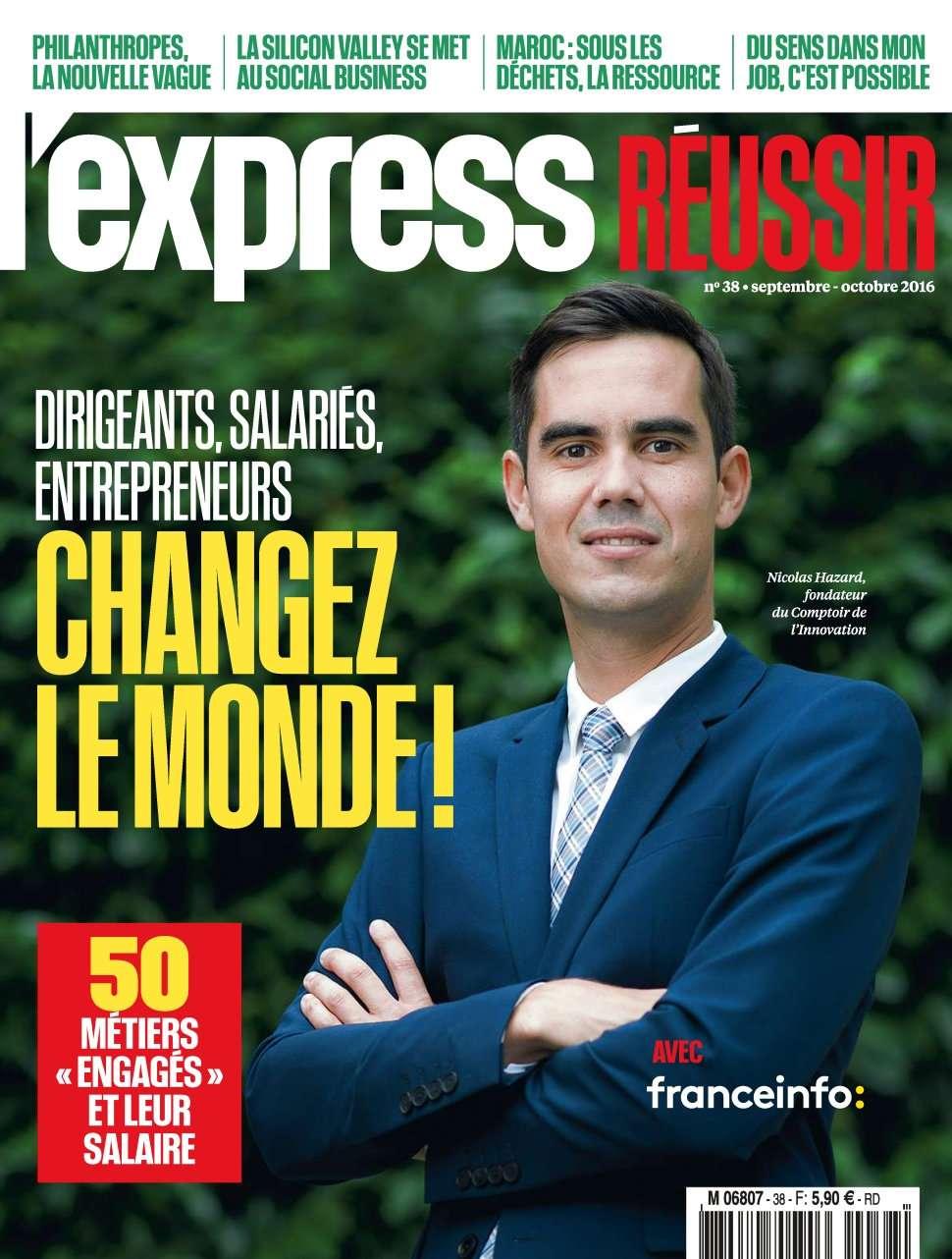 L'Express Hors-Série 53 - Septembre/Octobre 2016