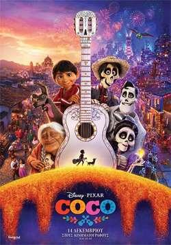 Coco Poster Πόστερ