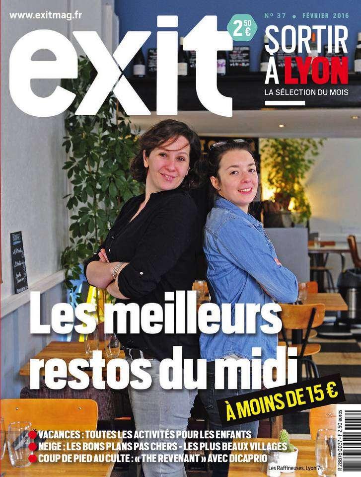 Exit Mag - Février 2016