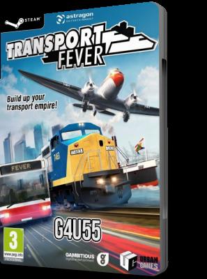 Transport Fever DOWNLOAD PC ENG (2016)