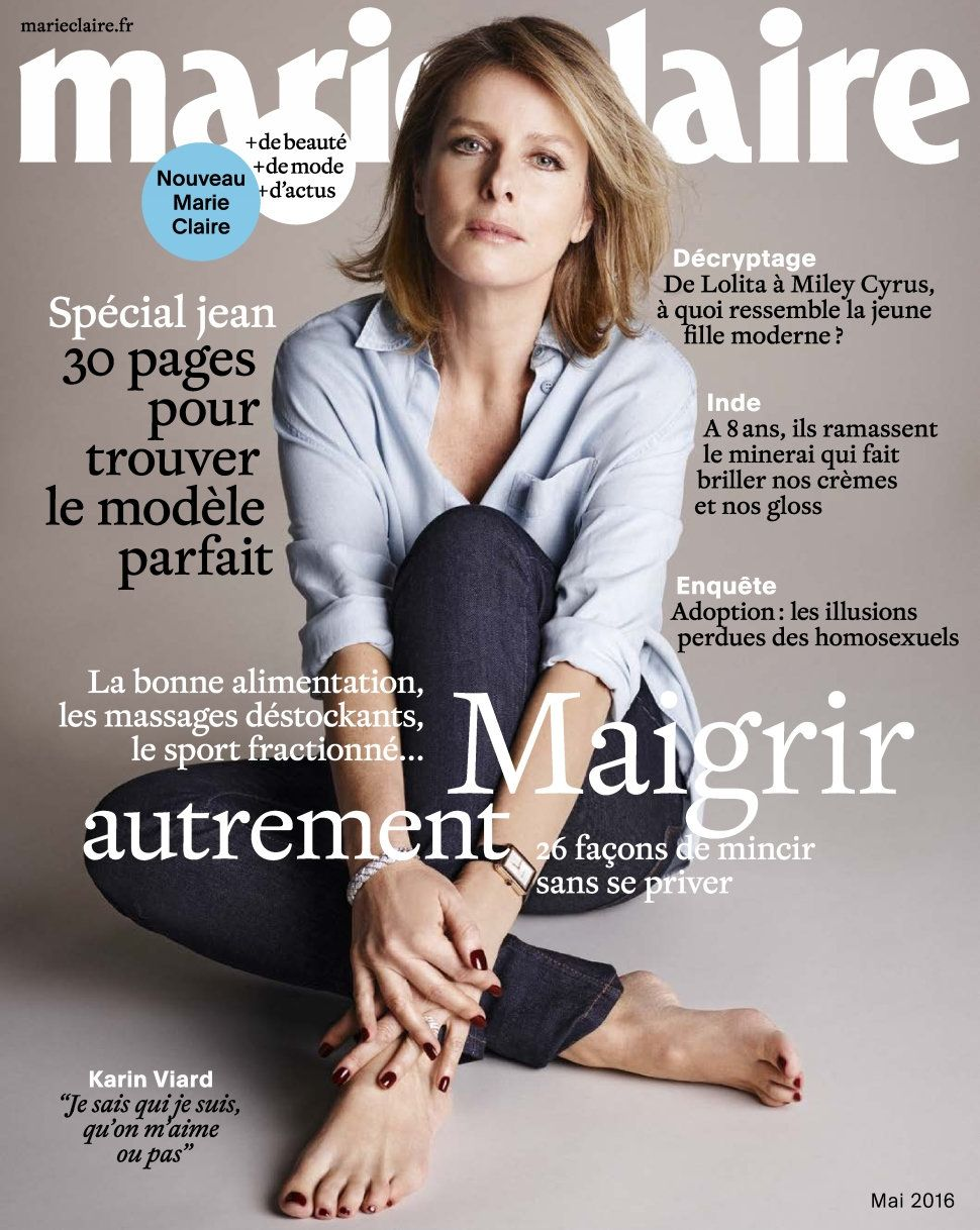 Marie Claire 765 - Mai 2016