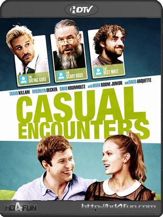 Casual encounters definition