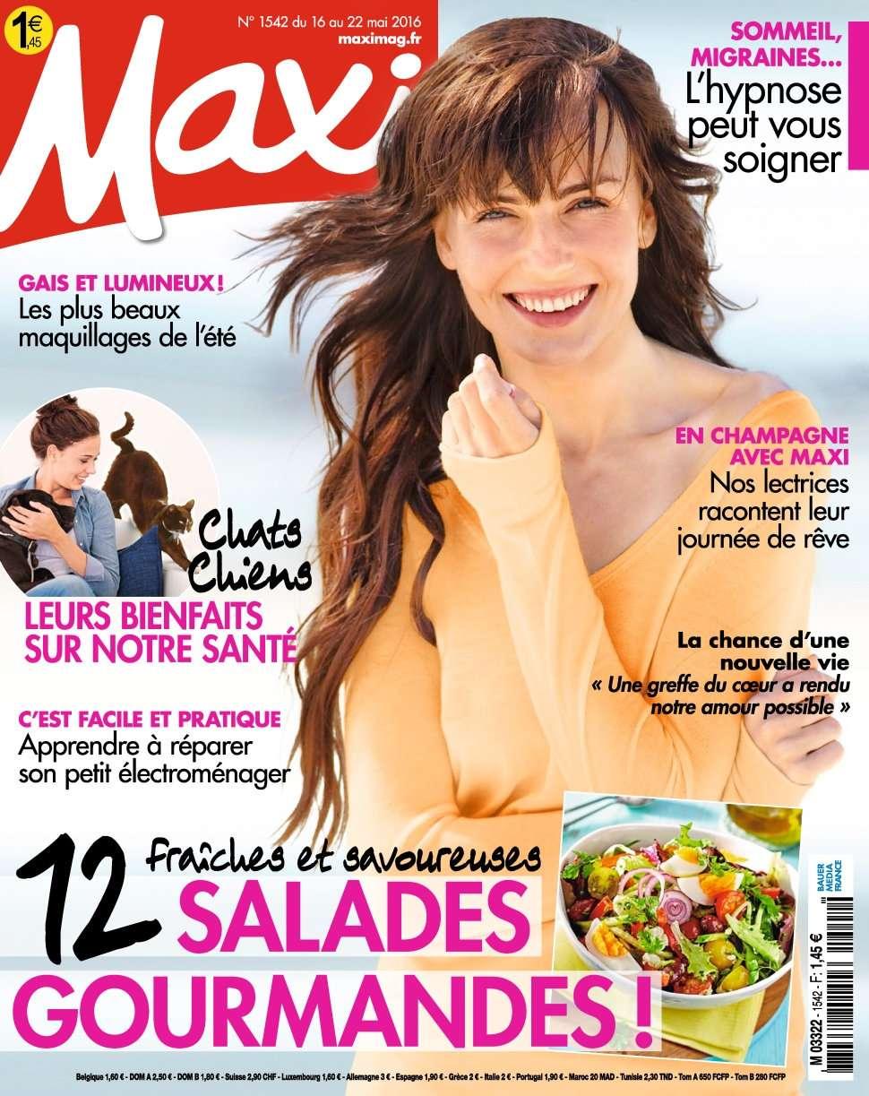 Maxi 1542 - 16 au 22 Mai 2016