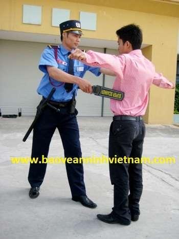 Công ty cung cấp dịch vụ bảo vệ tại Đình Trám