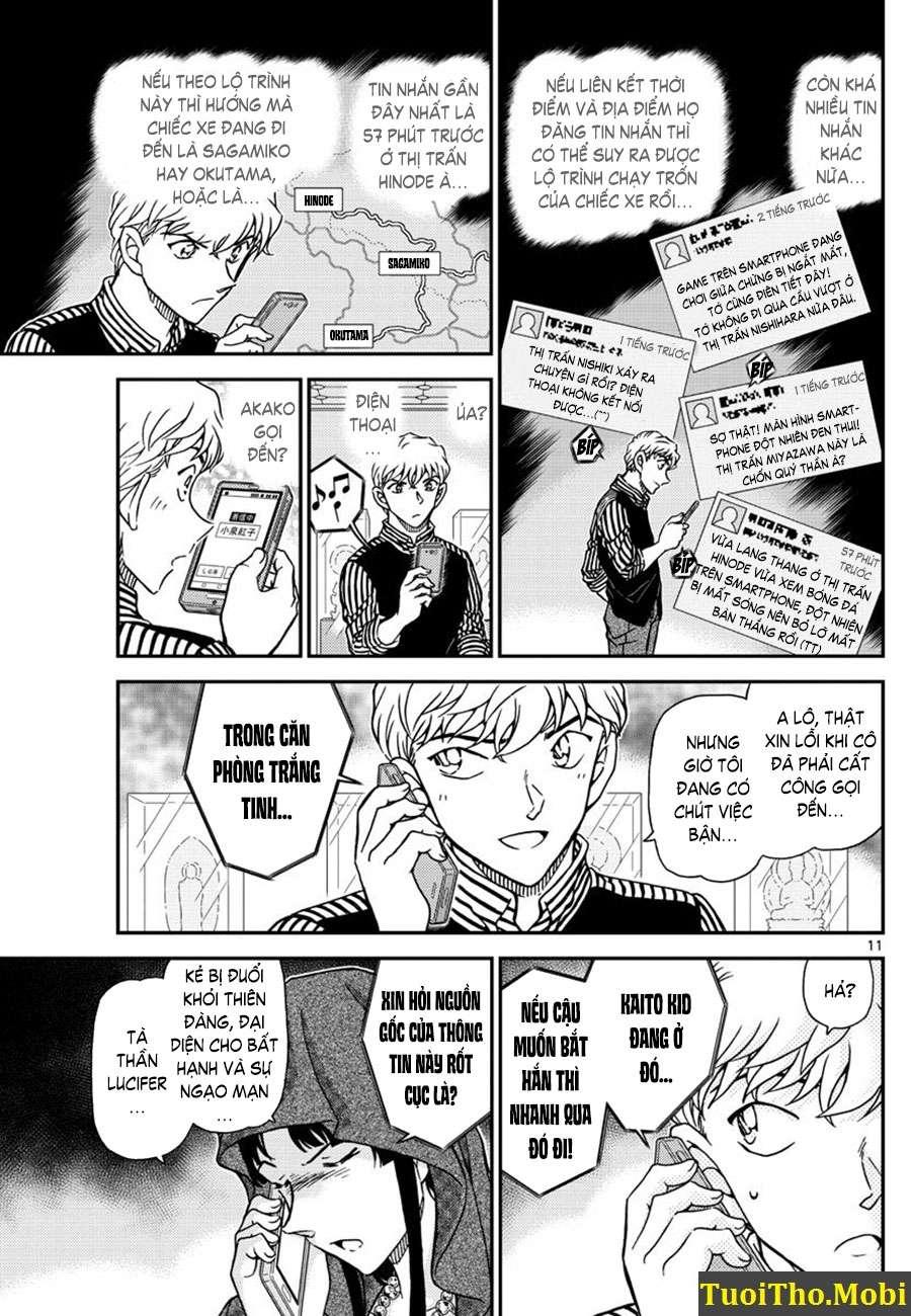 đọc truyện Magic Kaito chap 35 trang 10