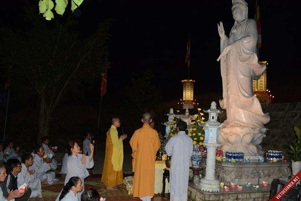 Nam Đông:Lễ vía đức Bồ Tát Quán Thế Âm tại chùa Phật Ân – Nam Đông