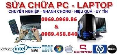 sửa máy tính tại nhà quận Thanh Xuân