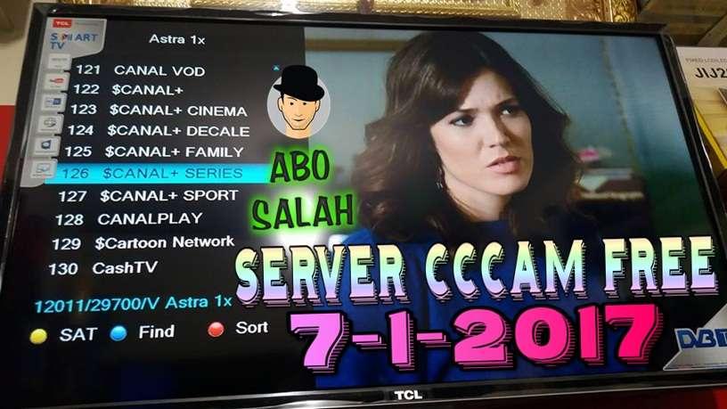جديد سيرفر cccam مدفوع وسريع لفترة محدودة بتاريخ 7/1/2017
