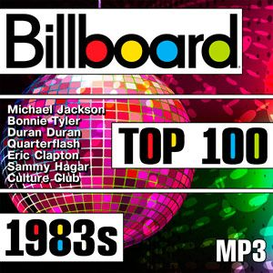 Billboard Top 100 1983s - 2016 Mp3 indir