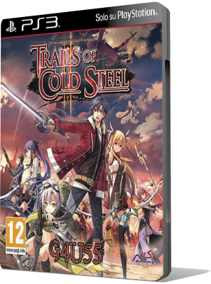 The Legend of Heroes Trails of Cold Steel II DOWNLOAD PS3 ENG (2016)