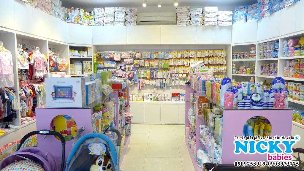 Bí quyết giúp cửa hàng kinh doanh sản phẩm Mẹ và Bé phát triển vững mạnh