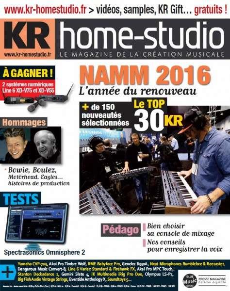 Keyboards Recording - Février/Mars 2015