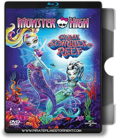 Monster High – A Assustadora Barreira de Coral