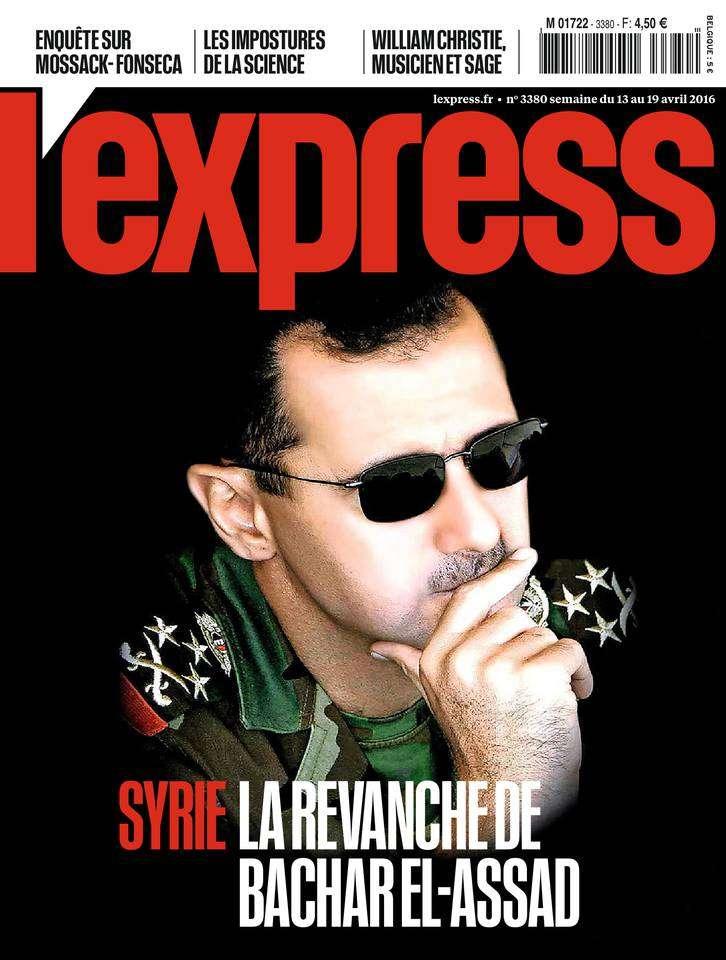 L'Express 3381 - 13 au 19 Avril 2016