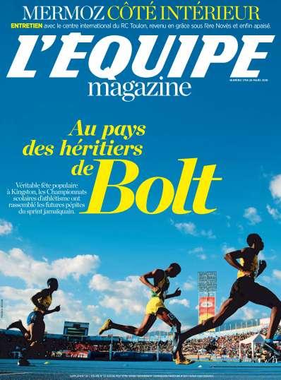 L'Equipe Magazine - 26 Mars 2016