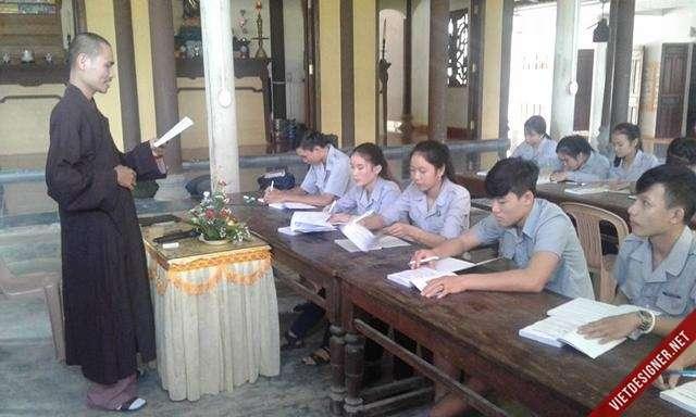 Nam Đông:Cập nhật Chương trình tu học Huynh trưởng  Bậc Kiên  GĐPT huyện Nam Đông.