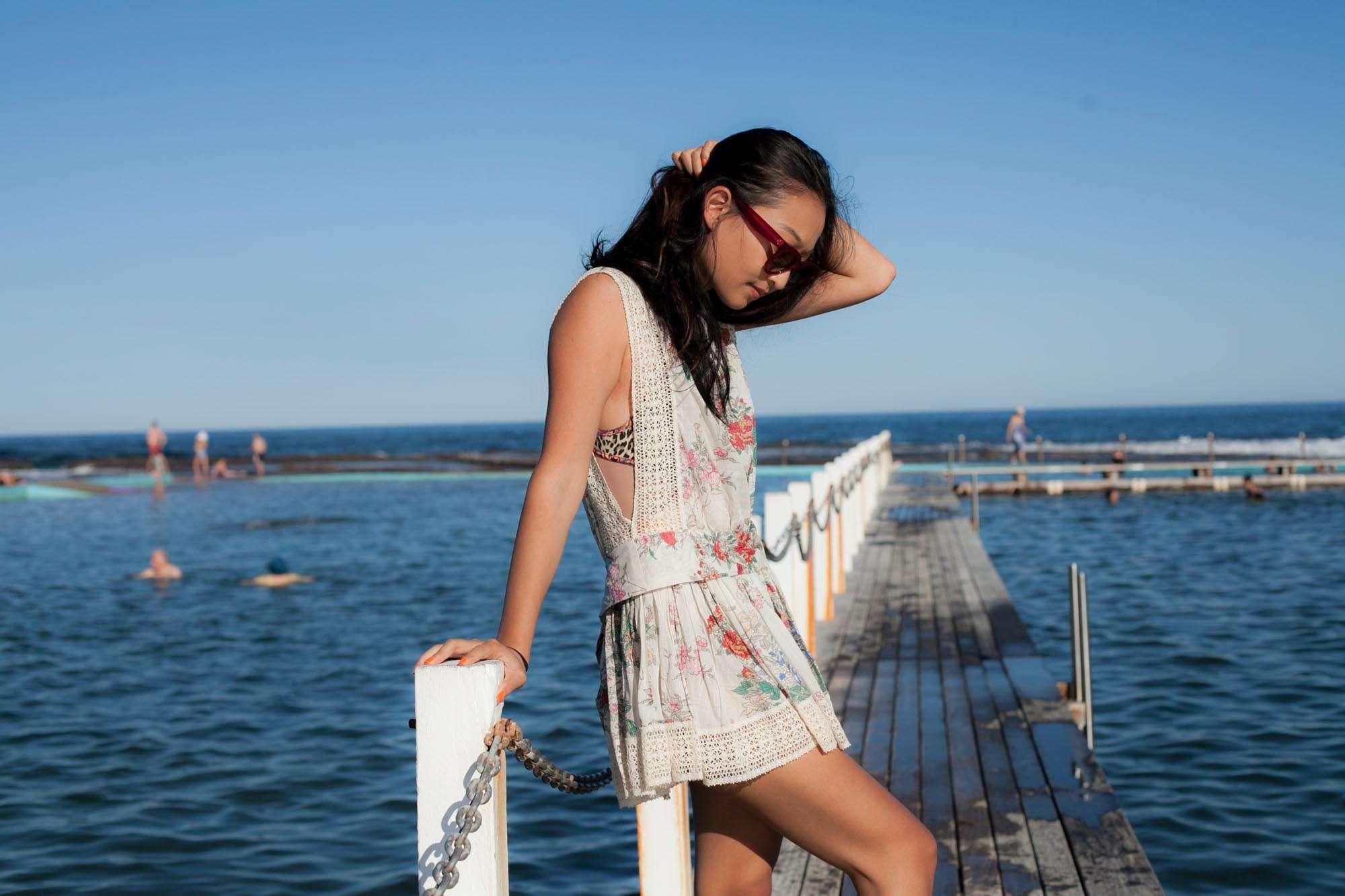 Zimmermann Summer Dress