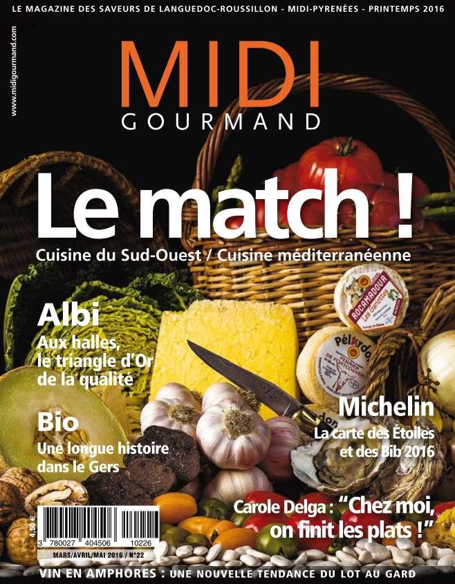 Midi Gourmand - Printemps 2016