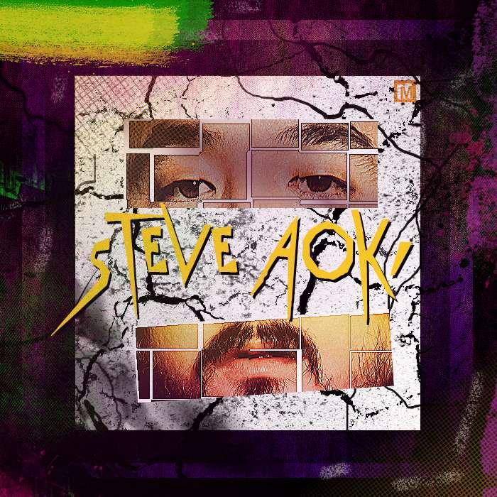 Steve Aoki cover
