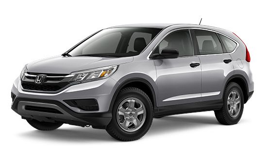 2016 Honda CR-V Lease Deal