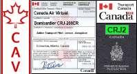 CRJ2 Certified