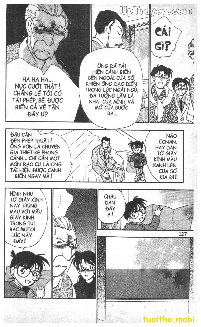 đọc truyện Conan bộ đặc biệt chap 24 trang 10