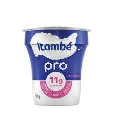 Itambé Iogurte Pro Morango Light 120g
