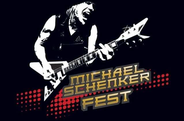Michael Schenker - logo