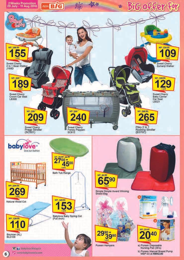 Aeon Big Catalogue (29 July - 11 August 2016)