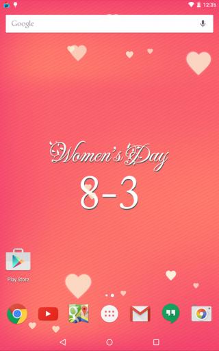 Tổng hợp ứng dụng hay cho ngày Quốc tế phụ nữ 8/3 cho Android