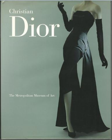 Christian Dior, Richard & Harold Koda. Photos By Karin L