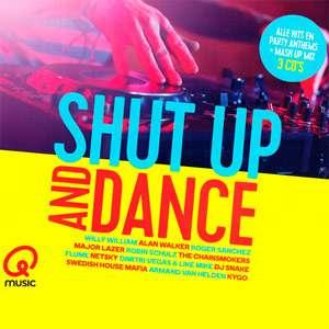 Shut Up and Dance - 2016 Mp3 indir buLUI9