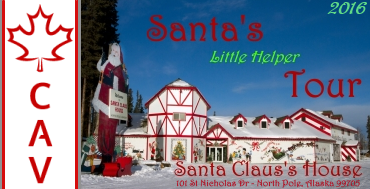 Santa's Little Helper Tour 2016