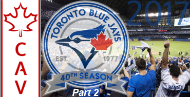 2017 Toronto Blue Jays Tour (Part 2)