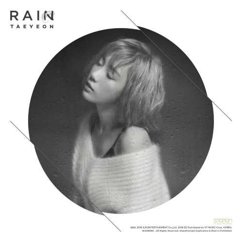 Taeyeon (SNSD) - Rain - Secret K2Ost free mp3 download korean song kpop kdrama ost lyric 320 kbps