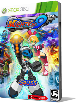 [XBOX360] Mighty No. 9 (XBLA)(2016) - SUB ITA