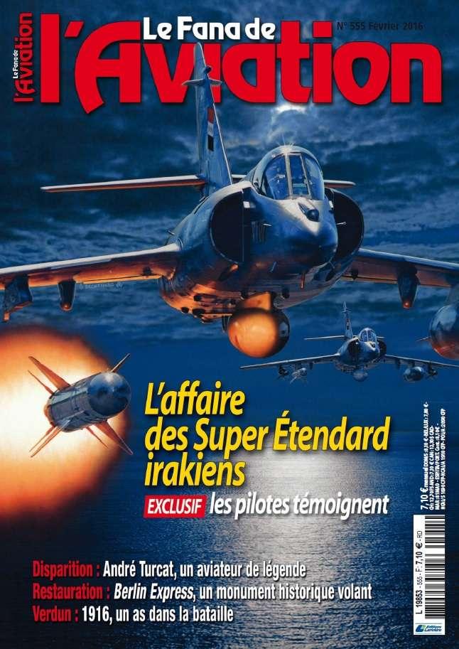Le fana de l'aviation - Février 2016