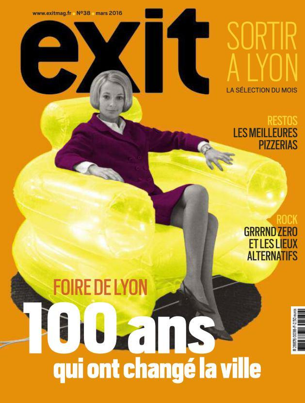 Exit Mag - Mars 2016