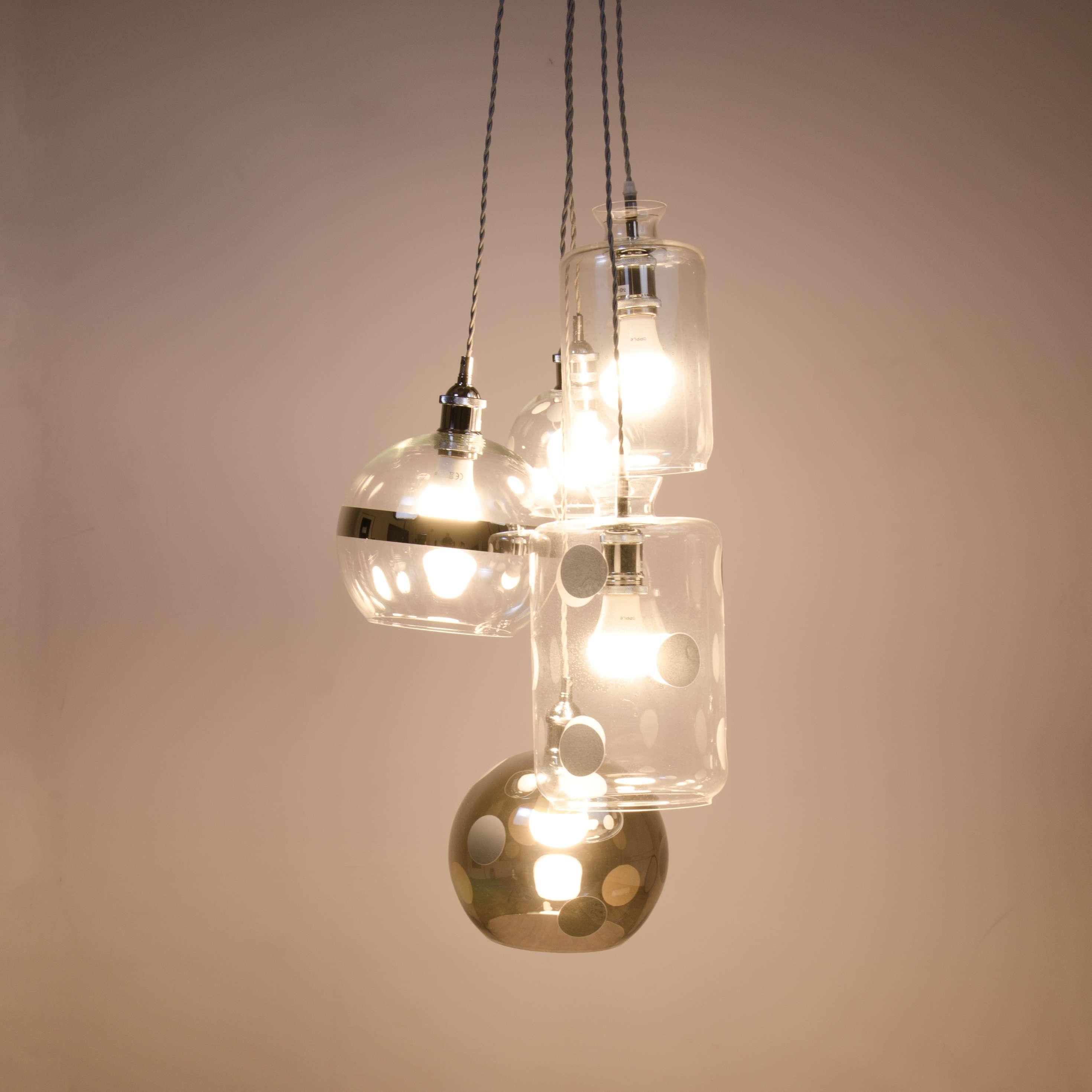impressionen deckenleuchte h ngeleuchte leuchte lampe glas. Black Bedroom Furniture Sets. Home Design Ideas