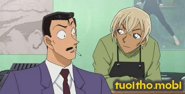 Sau khi được nhận làm học trò, Amuro luôn muốn theo chân Kogoro đên hiện trường vụ án