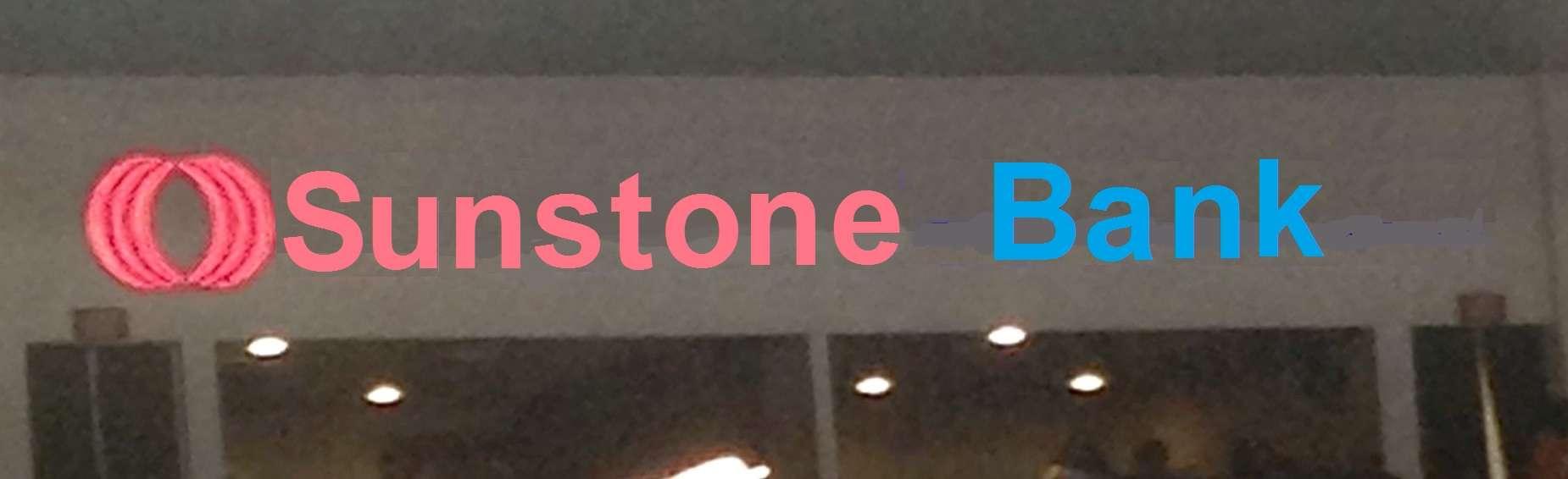 Sunstone Bank