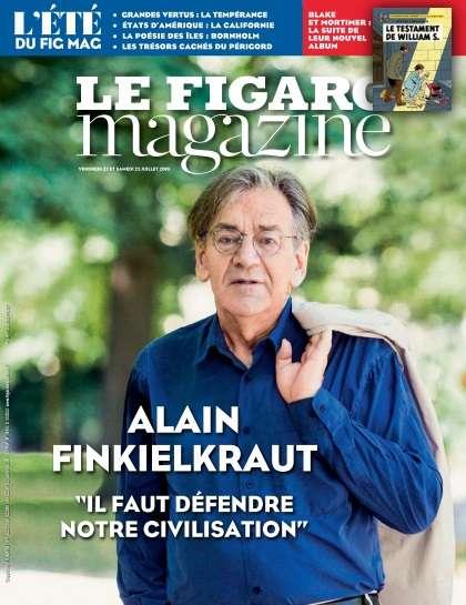 Le Figaro Magazine - 22 Juillet 2016