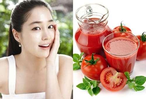 Những cách trị nám da bằng cà chua có thể bạn chưa biết