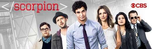 Scorpion - Sezon 3 - 720p HDTV - Türkçe Altyazılı