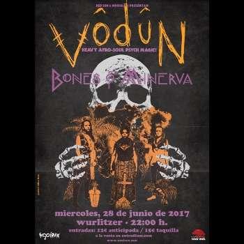 Vodun + Bones cartel Madrid