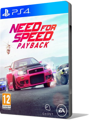 [PS4] Need for Speed Payback (2017) - FULL ITA